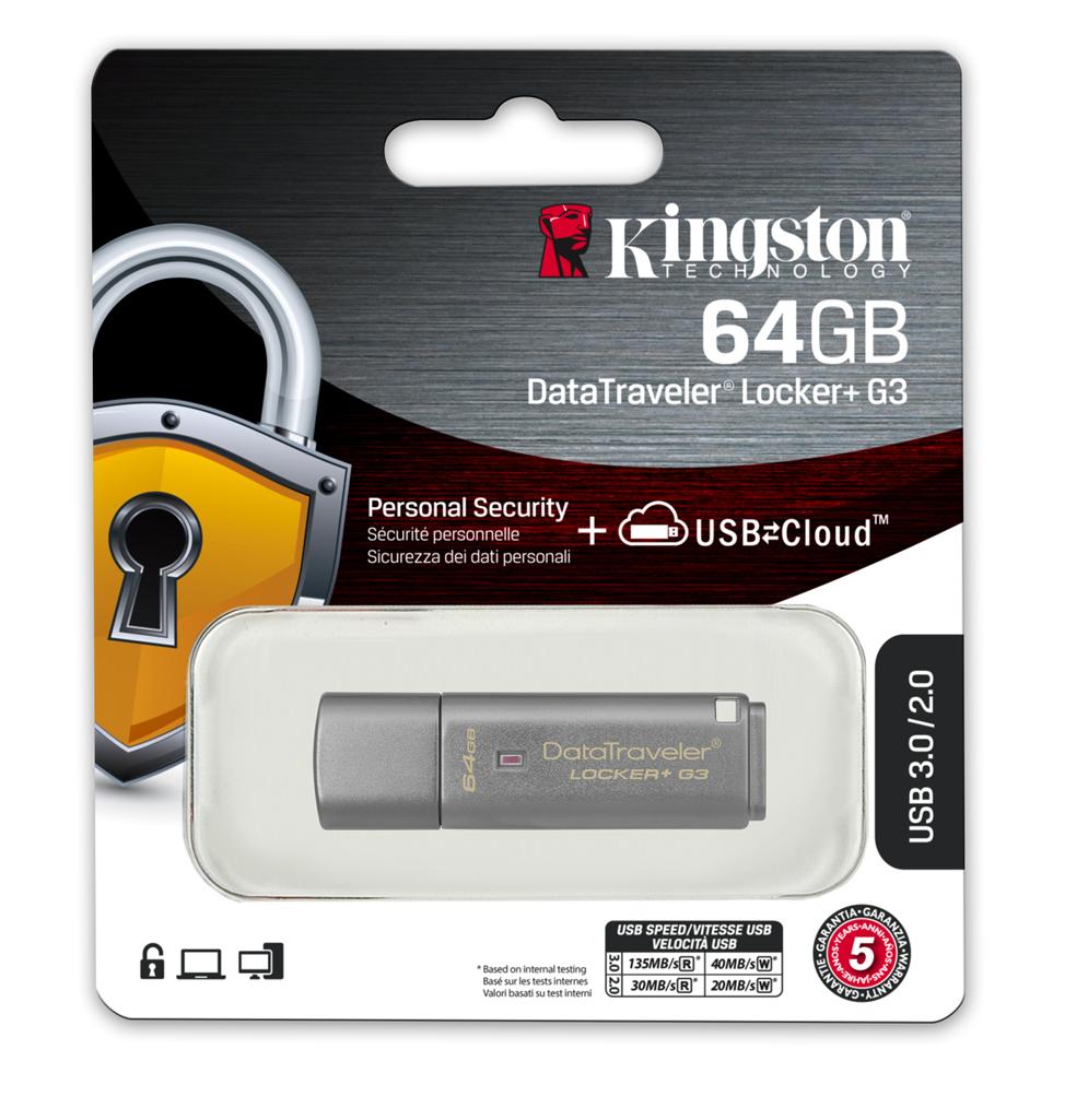 kingston 8gb 16gb 32gb 64gb datalocker g3 encrypted usb. Black Bedroom Furniture Sets. Home Design Ideas