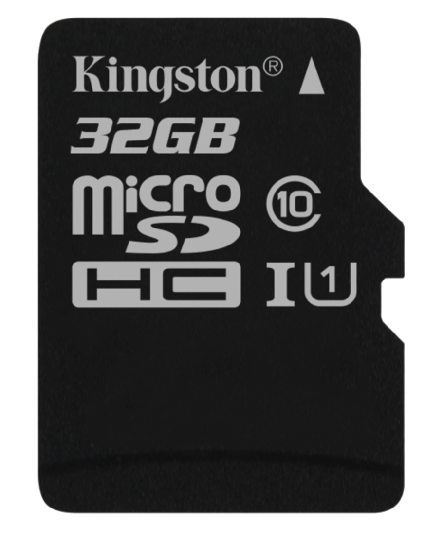 32GB Kingston micro SD HC Memory Card For Olympus WS-811 Voice Recorder